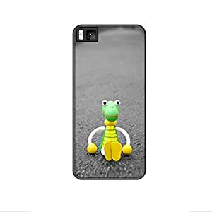 Vibhar printed case back cover for Xiaomi Mi 4i LostToy