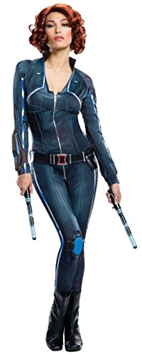 Black Widow Avengers 2 Uniform Costume