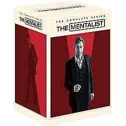 Mentalist: The Complete Series - Season 1-7