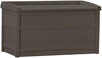 Suncast 50 Gallon Resin Deck Box