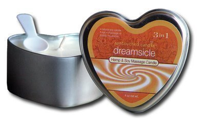 3-In-1 Dreamsicle Suntouched Heart Candle - 4 Oz., Best