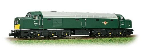 Graham Farish 371-177A Class 40 Diesel D382 BR Green Four Character Head Code Box
