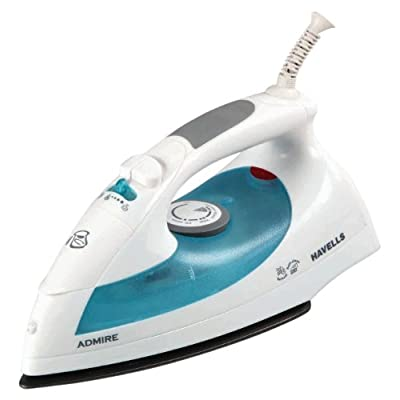 Havells Admire 1600-Watt Steam Iron (Blue)