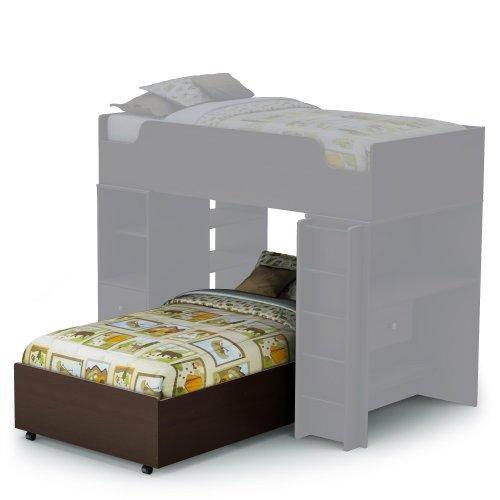 Loft Bed For Kids 6723 front