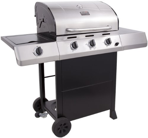Barbecue Grills And Outdoor Cooking Char Broil Classic C 343 Gas Grill Blac