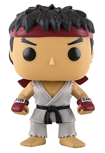 Funko - Figurine Street Fighter - Ryu Pop 10cm - 0889698116541
