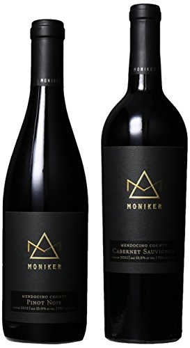 Moniker Wine Estates Gold Medal Reds Mixed Pack, 2 X 750 Ml