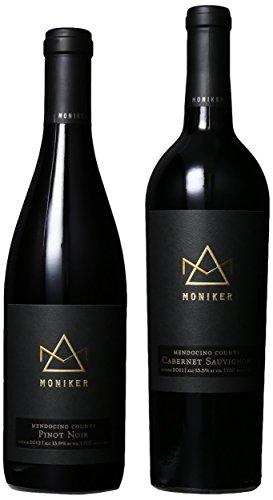 Moniker Wine Estates Gold Medal Reds Mixed Pack, 2 X 750 Ml
