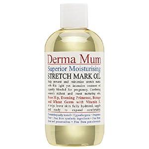 250ml Derma mamá Estrías Aceite en BebeHogar.com