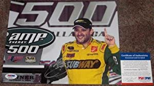 Autographed Tony Stewart Picture - Subway 8x10 - PSA DNA Certified - Autographed... by Sports Memorabilia