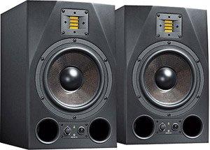 Adam Audio A8X Pair 2-way 8.5 inch Nearfield Monitor by Adam Audio