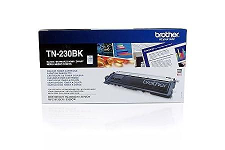 Brother HL-3070 CW - Original Brother TN-230BK - Cartouche de Toner Noir - 2200 pages