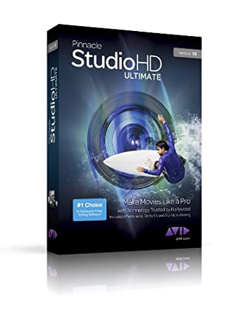 Pinnacle Studio HD Ultimate v15 (PC)