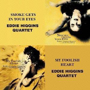 Eddie Higgins & Scott Hamilton - My Foolish Heart (2CDS) [Japan CD] VHCD-1095