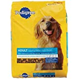 PEDIGREE DOG FOOD ADULT COMPLETE NUTRITION DRY BAGGED 20 LB