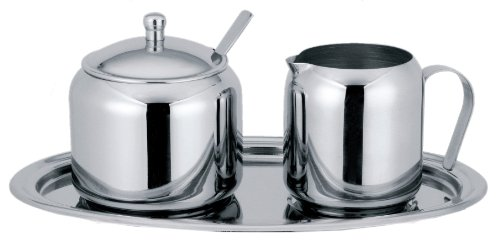 Cuisinox 5-Piece Cream and Sugar Set