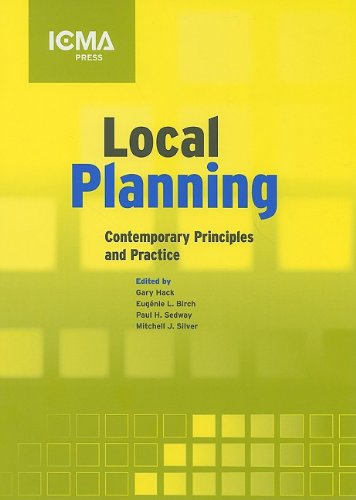 Local Planning: Contemporary Principles and Practice (An...