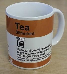 Stimulant tea