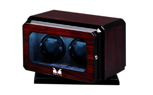 Volta 31-570022 Cambridge Wood Watch Winder