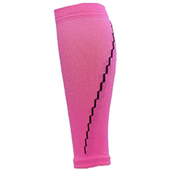 Buy Red Lion Neon Compression Leg Sleeves (Sold as Pairs) by Red Lion