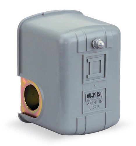Square D by Schneider Electric FSG2J24CP 40-60 PSI Pumptrol Water Pressure Switch image