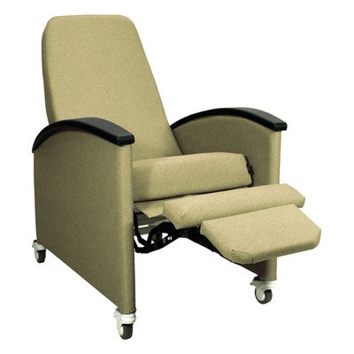 three-position-cozy-comfort-premier-recliner-color-blue-ridge-style-tb133-heat-only-iv-pole-left-rear-left-side-tray