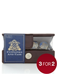 Heritage Cufflink Box Set