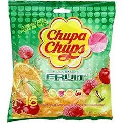 Chupa Chupa Fruit Lollipops, 192g