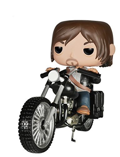 Funko - Walking Dead - Chopper de Daryl Dixon