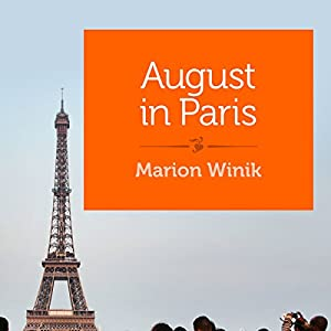 August in Paris Audiobook