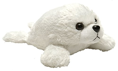 Wild Republic Hug Ems Harp Seal Pup Plush Toy