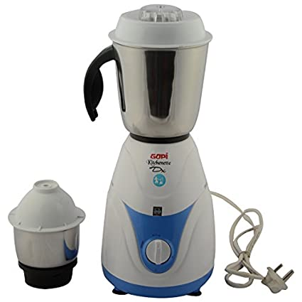 Gopi Kitchenette DX 510W 2 Jar Mixer Grinder
