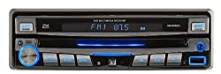 See Dual XDVD9101 AM/FM/DVD Receiver with 7-Inch Motorized LCD, Touch Front Panel Full i-pod via USB (Black) Details