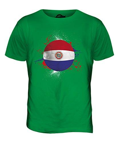 candymix-paraguay-fussball-herren-t-shirt-grosse-x-small-farbe-grun