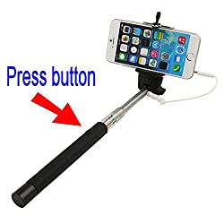 Spider Designs SD-326 Key Cable Black Selfiepod