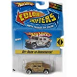 Hot Wheels Color Shifters Humvee Car