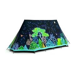 10,000,000 Fireflies 2-Person Tent by FieldCandy
