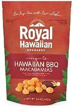 Royal Hawaiian Orchards BG17756 Royal Hawaiian Orchards Macadma Nut Hi Bbq - 6x5OZ