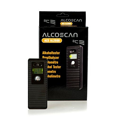 ACE AL-2600 éthylomètre