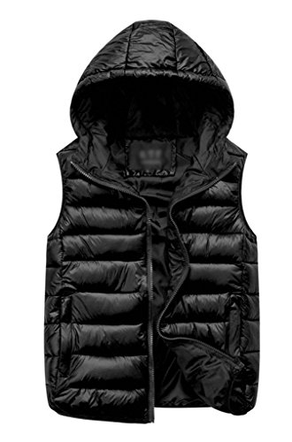 Z-SHOW™ Women's New color Fashion Sleeveless Hoodies Vests
