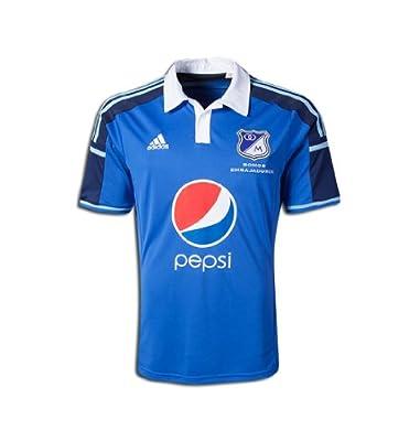 Adidas Millonarios Home Jersey Blue (M)