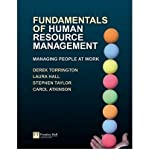 img - for Fundamentals of Human Resource Management: Managing People at Work (Paperback) - Common book / textbook / text book