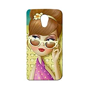 BLUEDIO Designer Printed Back case cover for Motorola Moto G2 (2nd Generation) - G6619