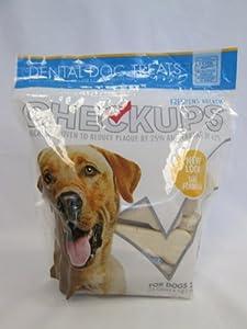 Checkups- Dental Dog Treats, 24ct