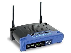 Cisco-Linksys WRT54GL Wireless-G Broadband Router
