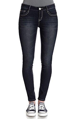 WallFlower Juniors Basic Sassy Skinny Jeans in Bridgit Size: 13