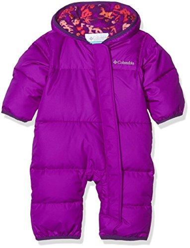 Columbia Snuggly Bunny Bunting-Piumino per bambini, colore: prugna/bright Plum Critt taglia: 24 mesi (taglia del produttore: 18/24)