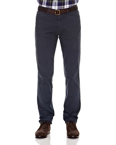 Cortefiel Pantalone Americano [Blu]