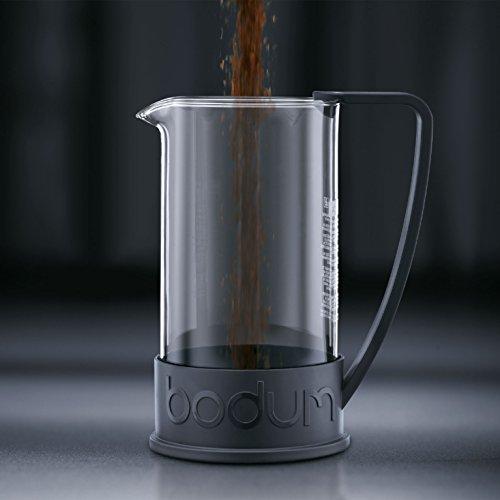 Bodum BRAZIL Kaffeebereiter schwarz 1L