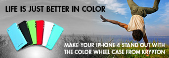 iPhone 4 Color Wheel Case
